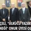 """Şükrü Alnıaçık: """"Türkiye'nin Nabzı""""nda…"""